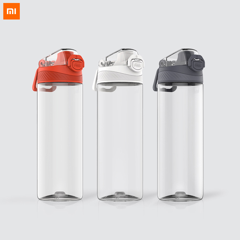 Xiaomi Mijia Quange Hello life Tritan Sports Cup Safety Lock Resistance High Temperature for Replenishing Water after Sports New|Smart Remote Control| |  - title=