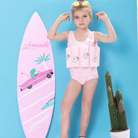 CHILDREN'S Buoyancy Swimsuit 2019 New Style Girls Swimsuit for Boys Infant Baby Bathing Suit Europe And America