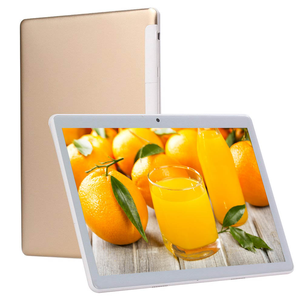 10.1 Inch Tablet Pc Android Tablet 1280*800 IPS 4GB+64GB Dual SIM 3G Tablet Quad Core Android 8.0 Bluetooth WiFi Tablets 10