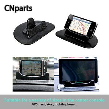 Auto Universal Car Anti Slip Mat Dashboard Phone GPS Holder For Hyundai I30 IX35 Nissan Juke Subaru Suzuki Vitara Accessories image