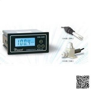 Intelligent Online Conductivity Tester Conductivity Meter CM-230K With Alarm