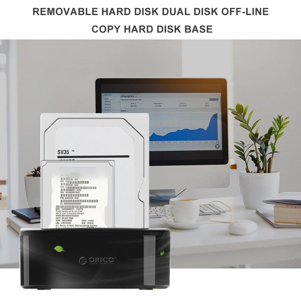 Нет необходимости подключаться к компуту для копирования файлов на жесткий диск B жесткий диск базовый 3,5 или 2,5 дюймовый мобильный жесткий диск