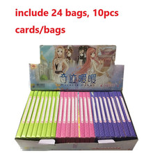 240 sheets Miracle Nikki Anime Action Figure Printed Paper Collection Cards Creative Album Photo Postcard Bookmark Greeting Card