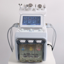 Microdermabrasion-Machine RF Facial Spa H2-O2 Bio-Lifting 6-In-1