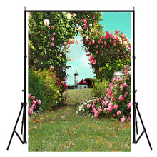 36x60 inches Photography Backdrop Flowers Patern for Wedding Baby Birthday Party Photo Decoration Wall Background Studio Props yeele cartoon leaves monkey animals baby birthday party photography background customized photographic backdrop for photo studio