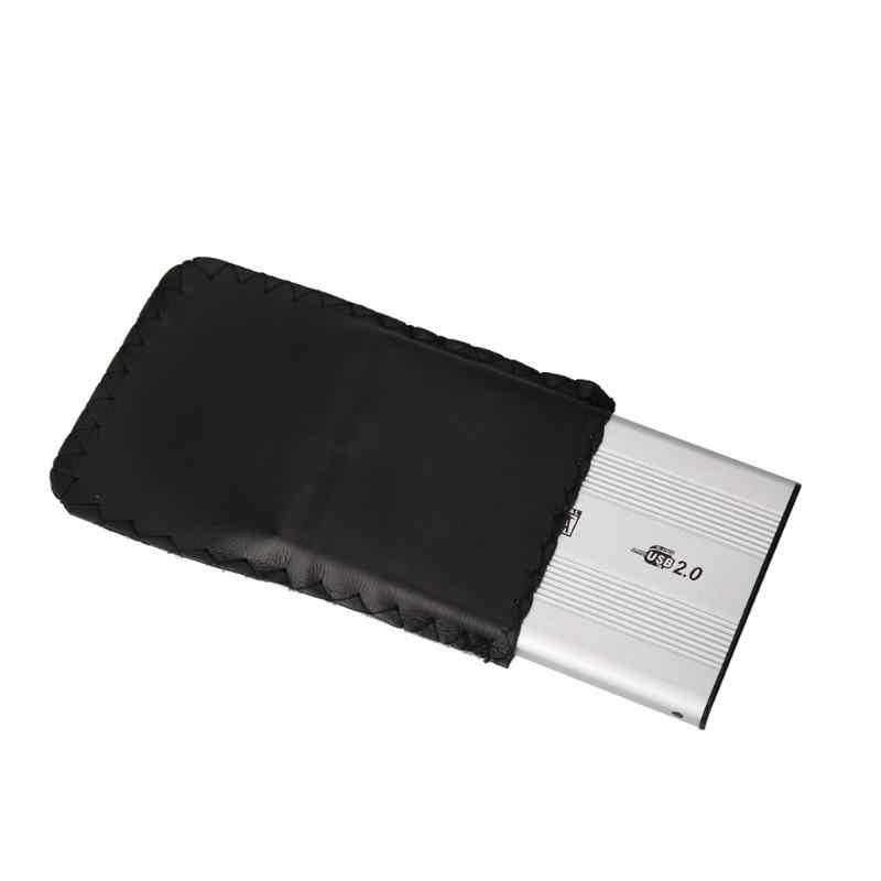 قالب أقراص صلبة مربع حالة الخارجية USB 2.0 إلى الصلب محرك أقراص Sata 2.5 بوصة HDD محول حالة ل جهاز كمبيوتر شخصي الدفتري المحمول