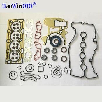 93186911 55568528 Metal tam Set motor Rebuild kitleri otomotiv yedek parçaları conta Fit için Chevrolet Cruze Alfa Romeo D37089-00