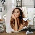 Новое Флисовое одеяло Ариана, плюшевое 3d печатное покрывало для взрослых, диван, шерпа, модное покрывало