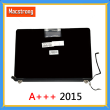 """Zupełnie nowy oryginalny A1502 montaż ekranu LCD dla Macbook Pro Retina 13 """"A1502 LCD pełny wyświetlacz 2015 rok A + + + jakość"""