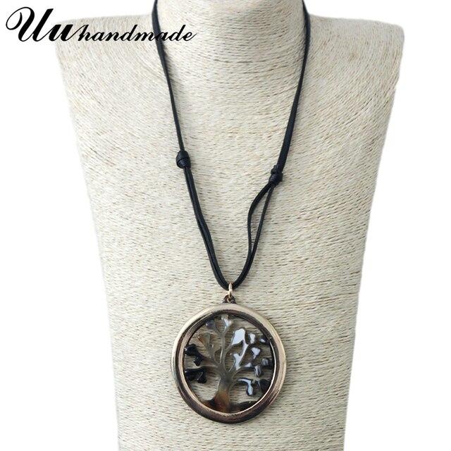 Купить женское ожерелье макси collares массивное ожерелье из акрила картинки