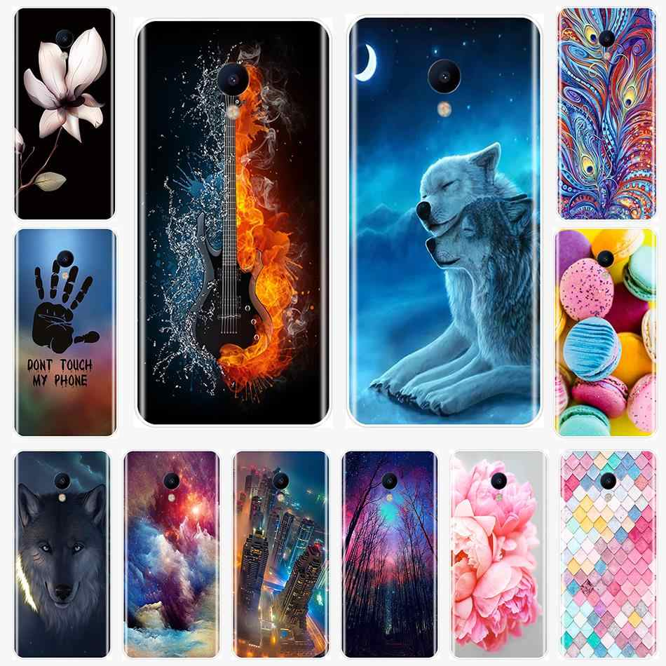 Fun World Phone Case For Meizu M6 M6S M6T M5 M5C M5S M3 M3S M2 Soft Silicone Back Cover For Meizu M2 M3 M5 M6 Note Case