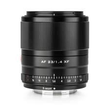 VILTROX 23 мм f1.4 XF Камера объектива Автофокус портретный объектив APS-C для ЖК-дисплея с подсветкой Fujifilm Fuji X Крепление Камера X-T3 X20 T30 X-T20 X-T100