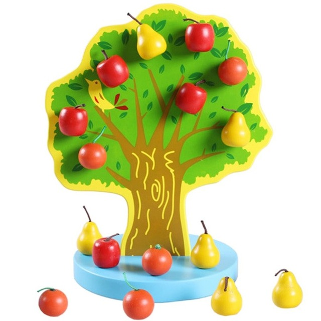 Magnetic Fruit Tree