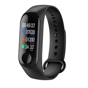 Image 3 - KLW, reloj inteligente Bluetooth, Monitor de ritmo cardíaco y presión arterial, rastreador de actividad física, pulsera inteligente deportiva, teléfono Mate