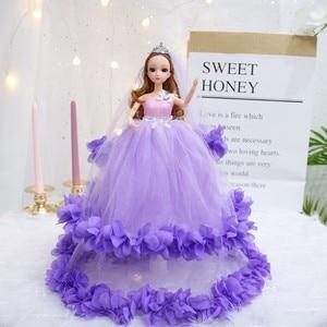 Princess Wedding Doll Creative