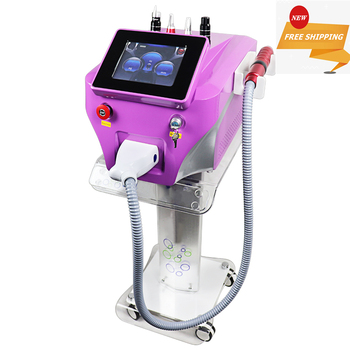 2020 Newest Portable Nd Yag Laser Picosure Picosecond Laser With Carbon Peel Skin Whitening Tattoo Removal Machine 2017 new the part of beauty equipment 532 1064 laser tips with nd yag laser handpiece nd yag laser handle