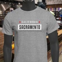 CALI SACRAMENTO dumny ani CAL PRIDE BAY AREA CITY męski szary T-Shirt(1)