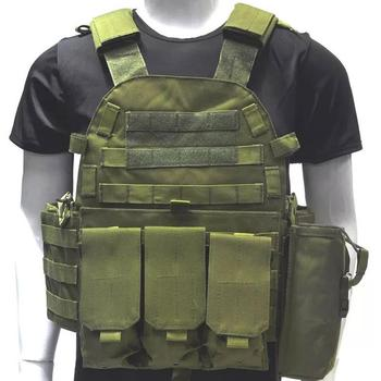 Men Special Ops Army Vest Soldiers Combat Military Tactical Vests Fast Move Airsoft Paintball Camouflage Vest 2020 New Medical