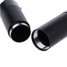 Bolígrafo de luz roja de 650nm, 1mW, 301, puntero, haz Visible de Enfoque Ajustable