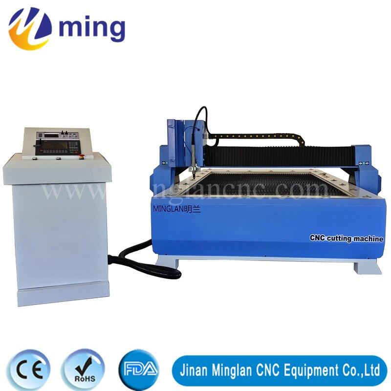 15*30cm najlepsza cena chiny maszyna do cięcia plazmowego, 1500*3000mm CNC przecinarka plazmowa do metali