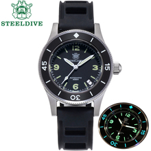 SteelDive New Arrival Diving Watch 2020 NH35 Sapphire 316L Stainless Steel Dive