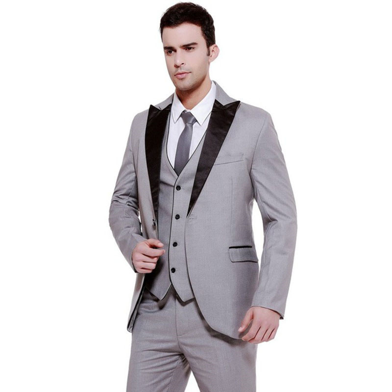 MENS AND PAGE BOYS IVORY WITH LAPEL WEDDING DRESS SUIT WAISTCOAT ALL SIZES