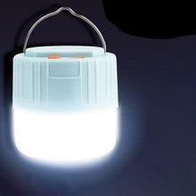 LED Солнечная Кемпинг Свет USB Кемпинг Фонарь IpX6 Перезаряжаемый Портативный Лампа Для На открытом воздухе Поход Палатка Лампа Аварийный Свет