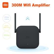 Xiao mi Wifi усилитель Pro маршрутизатор 300 м 2,4 г сетевой расширитель ретранслятор Roteador 2 мощная антенна для mi маршрутизатор для дома и офиса