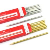 Faber Castel Wood Watercolor Pencil Set Colored Lead Professional lapis de cor Colored Pencils For Art School Office Supplies
