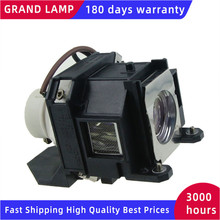 ELPLP40 Compatible projector lamp for EPSON EMP 1810/EMP 1815/EMP 1825/EB 1810/PowerLite 1810p/PowerLite 1825 GRAND