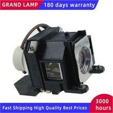 ELPLP40 lampada del proiettore Compatibile per EPSON EMP 1810/EMP 1815/EMP 1825/EB 1810/PowerLite 1810p/PowerLite 1825 GRAND