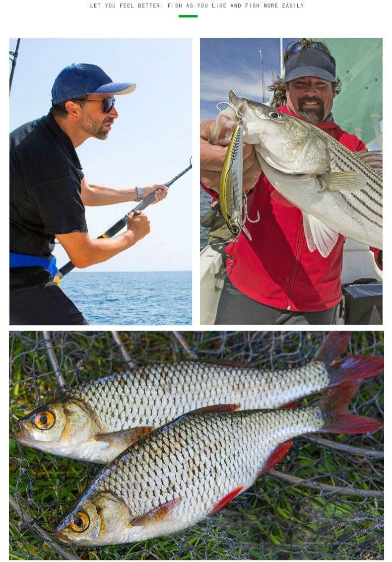 linha carretel pesca de água salgada acessórios trolling