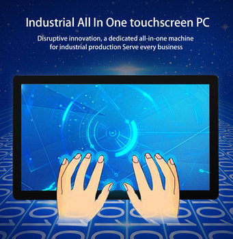 18.5 Inch Industrial Computer Tablet PC Capacitive Touch Screen i3 i5 i7 J1900 Bulit-in Wifi Win7 Win8 Linux XP system 232 Com