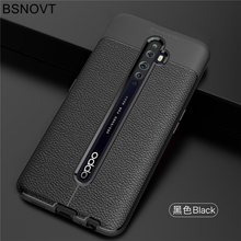 все цены на For OPPO Reno2 Z Case Soft TPU Silicone Leather Anti-knock Phone Case For OPPO Reno2 Z Cover For OPPO Reno 2 Z Case 6.53