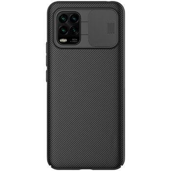 for Xiaomi Mi 10 Lite Camera Protection Case NILLKIN Plastic Slide Camera Lens Protective Cover Xiaomi Mi 10 Lite Mi10 Pro Case