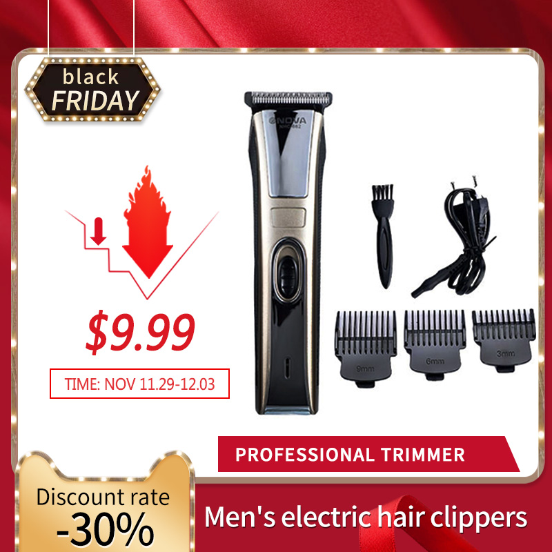 Men's Electric Hair Clippers Clippers Rechargeable Hair Clippers Adult Razors Professional Trimmers Corners Razors Hair Trimmers|Hair Trimmers| |  - title=