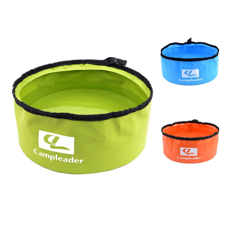 9L Folding Water Storage Collapsible Lifting Bag Portable Camping Hiking Survival Outdoor Accessories Travel Kits Equipments