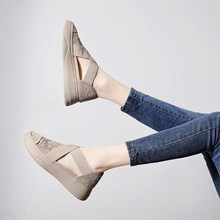 EOEODOIT Women Flats Shoes Spring Casual