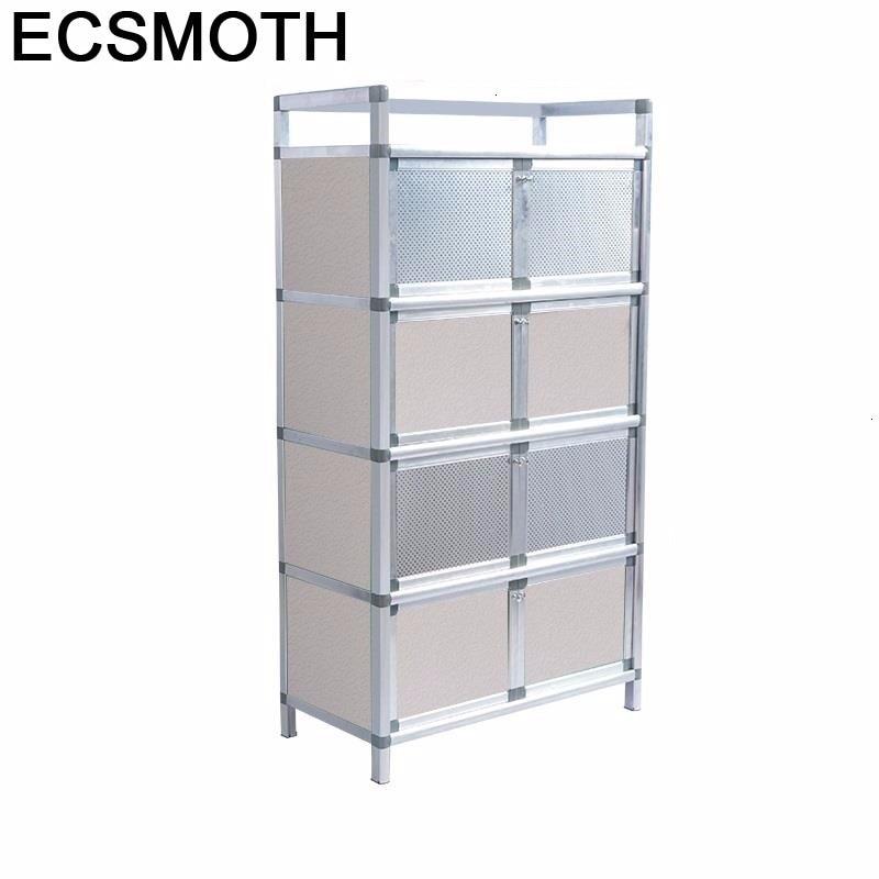 Lade Buffet Meuble Aparadores For Room Sideboard Besteklade Tea Aluminum Alloy Cabinet Kitchen Furniture Mueble Cocina Cupboard