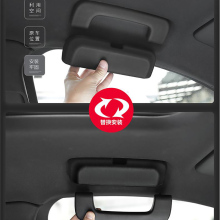 Car Glasses Sunglasses Sun Glass Holder Case Storage Box For Porsche Macan Cayenne Panamera