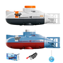 Model-Toy Boats Radio-Controlled Submarino RC Mini Electric Impermeable