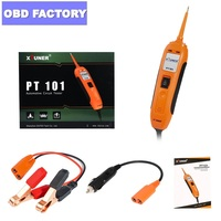 XTUNER PT101 DC/AC Electrical System Diagnostic Tool 12V/24V Power Probe Circuit Tester Car Battery Tester Voltage Test
