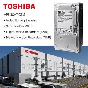 "Image 4 - TOSHIBA การเฝ้าระวัง DVR NVR กล้องวงจรปิด 1TB ฮาร์ดดิสก์ไดรฟ์ 1000GB HDD ภายใน SATA 3 5700 รอบต่อนาที 32M 3.5 ""Harddisk ฮาร์ดไดรฟ์"