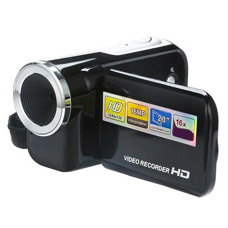 Kids Camera 2 Inch Screen Video Recorder 16 Megapixels Camcorder For Outdoor Home FJ88