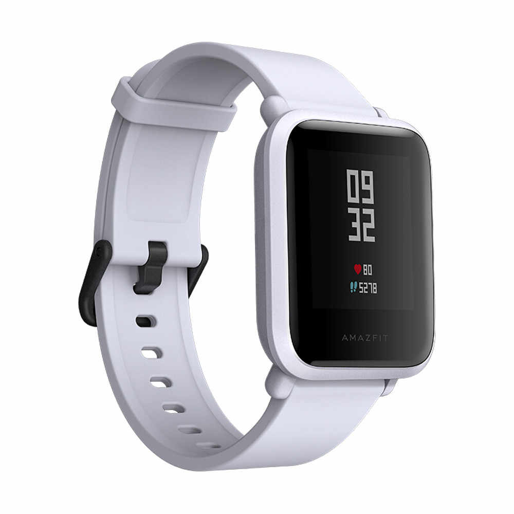Xiao mi mi Amazfit Bip นาฬิกา Hua mi สมาร์ทบลูทูธกับ Heart Rate Monitor Pedometer Sleep Monitor Fitness Tracker GPS IP68