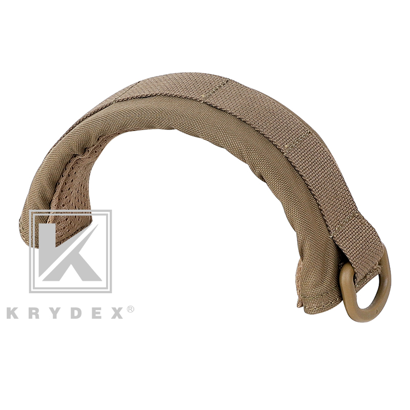 KRYDEX модульный разъем для наушников Стенд Защитная крышка тактическая головная повязка наушники гарнитура стенд Молл защиты чехол для Ховард PELTOR-3