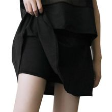 Short-Skirt Badminton Tennis Yoga Fitness Women with Built-In-Shorts Anti-Exposure Breathable