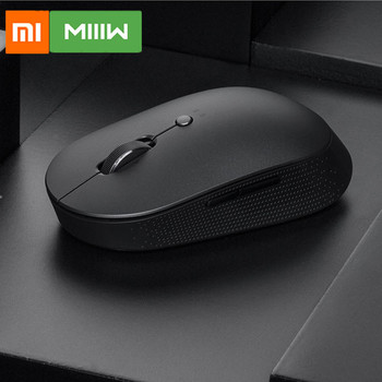 Xiaomi MIIIW Wireless Bluetooth Mouse Mice S500 1000DPI Dual Mode Wireless Portable Office Gaming Homeuse Mouse For PC Laptop