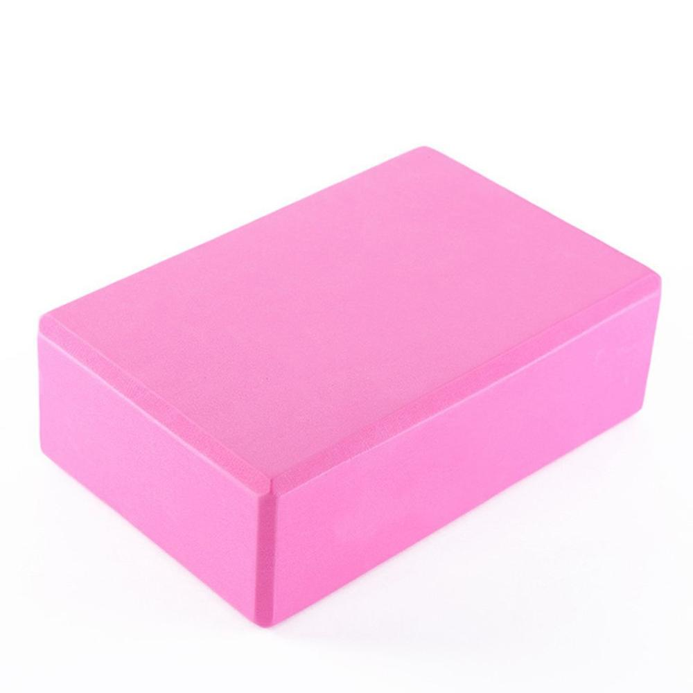 High Density Eva Yoga Brick On-Combustible And Anti-Static Wear-Resisting And Not Easy To Deformation Comfortable 1 Pcs