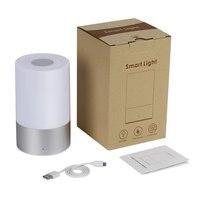Multi funcional Meu 01 Toque Lâmpada Atmosfera de Luz Ajustável Bateria Embutida|Luzes embutidas de LED| |  -